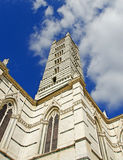 Duomo, Siena (Italië) Stock Foto's