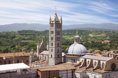 Duomo of Siena, Tuscany, Italy Royalty Free Stock Image
