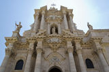 Duomo in Siracusa - Sicily, Italy. Cathedral in Siracusa - Sicily, Italy Royalty Free Stock Photography