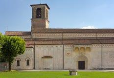 Duomo of Spilimbergo royalty free stock photo