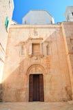 Duomo of St. Corrado. Molfetta. Puglia. Italy. Royalty Free Stock Photos