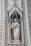 Duomo St Reparata Il, Флоренс, Италия Стоковые Изображения