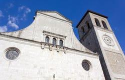 Duomo van Cividale del Friuli royalty-vrije stock fotografie