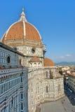 Duomo van Florence Royalty-vrije Stock Fotografie