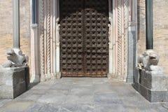 Duomo van lodi Royalty-vrije Stock Fotografie