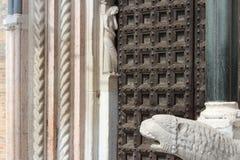 Duomo van lodi Royalty-vrije Stock Afbeeldingen