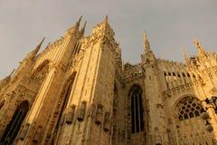 Duomo van Milaan Royalty-vrije Stock Afbeeldingen