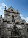 Duomo van Napels Royalty-vrije Stock Fotografie