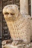 Duomo van Parma Stock Afbeeldingen