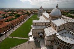 Duomo van Pisa Stock Afbeeldingen