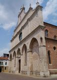 The duomo of Vicenza Royalty Free Stock Photo