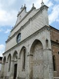 The duomo of Vicenza in Italy Royalty Free Stock Photo