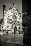 Duomo von Cremona-Stadt Italien Lizenzfreies Stockbild