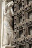 Duomo von lodi Stockbild