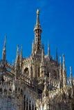 Duomo von Mailand Stockbild