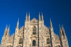 Duomo von Mailand Lizenzfreies Stockbild