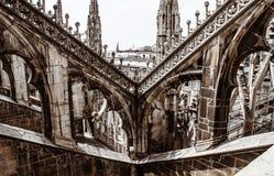 Duomo von Mailand Lizenzfreie Stockfotografie