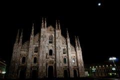 Duomo von Mailand - Kathedralequadrat Stockbilder