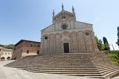 Duomo von Massa Marittima stockfoto
