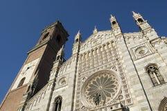 Duomo von Monza Stockfoto