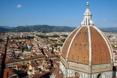 Duomo w Florencja, Włochy Zdjęcia Stock