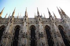 Duomo w Włochy Zdjęcia Stock