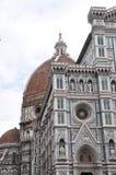 Duomo y Baptistry Imagenes de archivo