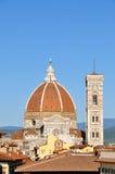 Duomo y Baptistry Imagen de archivo