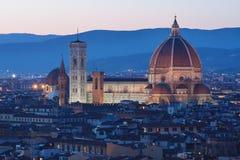 Duomodi Firenze Stockbild