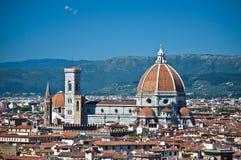 Duomodi Firenze stockfoto