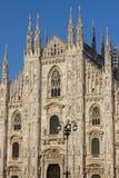 Duomodi Mailand Lizenzfreies Stockbild