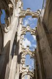 Duomodi Mailand Stockfotografie