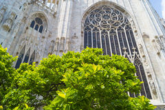 Duomodi Mailand stockbilder