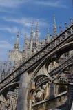 Duomodi Milaan Stock Afbeeldingen