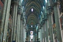 DuomoDi Milano Royaltyfria Bilder