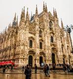 Duomodi Milano Arkivfoto
