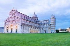 Duomodi Pisa Arkivfoto