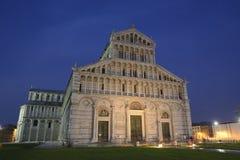 Duomodi Pisa Stockfoto