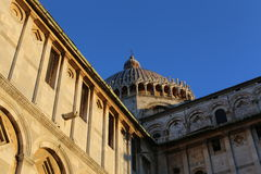 Duomodi Santa Maria Assunta/de Kathedraal van Pisa Stock Foto's