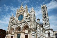 Duomodi Siena Stockfotografie