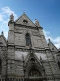 Duomoen av Naples Royaltyfri Fotografi