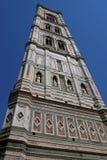 Duomoen i Florence, Italien Fotografering för Bildbyråer