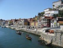 duoro portugal Arkivfoto