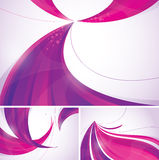 Duotone abstract background Stock Photo