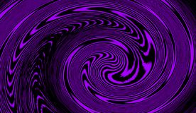 Hypnosis swirl psychedelic art . Graphic trendy syntwave swirl background. Duotone background . Trendy Hypnosis cyberpunk gradient design vector illustration