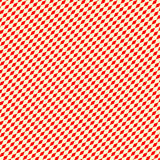 Duotone Diagonal shapes background, pattern: Angular red-yellow Stock Photo