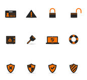 Duotone Icons - Security Stock Image