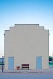 Duplex ad ovest del Texas Fotografie Stock