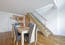 Duplex apartment Stock Photo