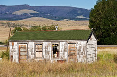 Duplex or Cabins Royalty Free Stock Photography
